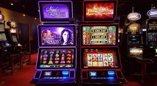 Astuces pour gagner à la machine à sous d'un casino