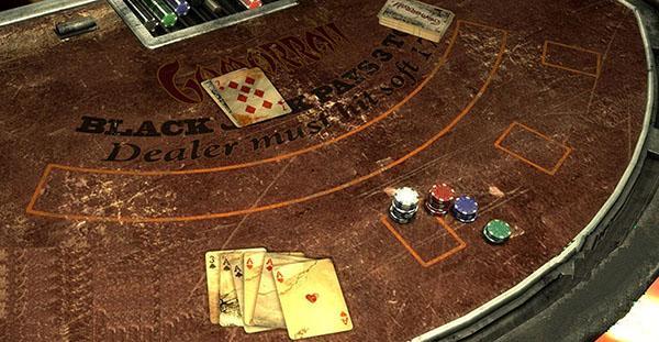Histoire du Blackjack
